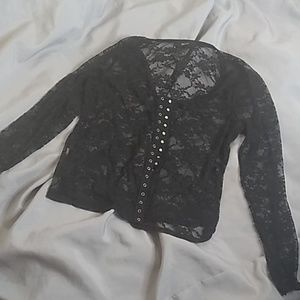 Forever 21 2xl Lace jacket